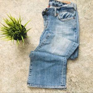 L U C K Y  B R A N D  Bootcut Light Wash Jeans